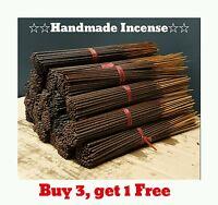 Incense Sticks 100 Bulk Pack Hand Dipped Buy 3 Get 1 Free