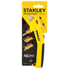 Stanley Retractable Blade Knife HANDLE With Auto Reload 0-10-237 VAT INVOICE INC