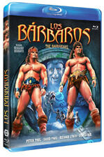 The Barbarians NEW Classic Blu-Ray Disc Ruggero Deodato Peter Paul