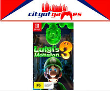 Luigi's Mansion 3 Nintendo Switch Game Brand New In Stock Now