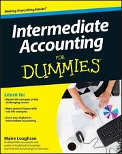 Intermediate Accounting for Dummies by Maire Loughran (2012, Paperback)