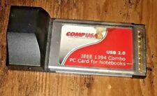 New listing Compaq Usb/Ieee 1394 FireWire Adapter Laptop Pc Card Pcmcia
