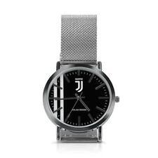 Orologio Juventus Tidy Deluxe Nero al Quarzo 39 mm Acciaio Impermeabile Donna