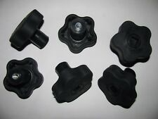 NewJoy & Inspira quilting frame replacement parts & consumables ( 6 Knobs)