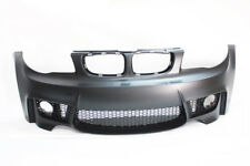 BMW 1 Series E82 08-13 M1/1M Style Front Bumper No PDC with Fog Lamps