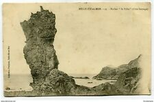 CPA - Carte postale - France --  Belle Ile en Mer - Rocher ' le pylor ' - 1904