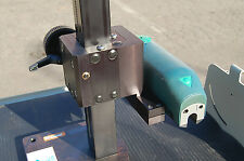 Detroit HOMMEL WAVELINE 10  SURFACE ROUGHNESS  PROBE+ Height Stand Base Guage