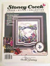 Stoney Creek Magazine Vol 8 Sept./Oct. 1996 Counted Cross Stitch Patterns OOP