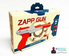 Nintendo Entertainment System NES ZAPPER RETRO GUN PISTOLE - NEU in OVP