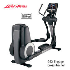 95X Engage Cross Trainer -  With Digital Tuner - Life Fitness