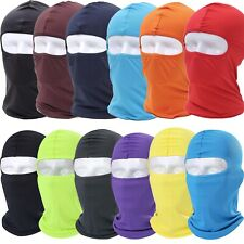 Tactical Windproof Sun Protection Headgear Balaclava Motorcycle Full Face Cover