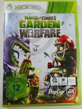 JEU XBOX 360 jardin Warfare, utilisé mais bien