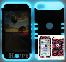 For Apple iPod Touch iTouch 5 | 6 - KoolKase Hybrid Cover Case - Heart Love 71