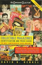 Confident Collector: Collectible Magazines : Identification and Price Guide 2000