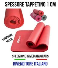 Tappetino per yoga pilates tappeto ginnastica fitness aerobica NBR Antiscivolo