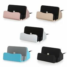 Charging Stand Dock Cradle Cable Base Charger for Apple iPhone 5/5s/6/6s/7/plus