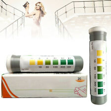 20x Protein Urine Test Strips Kidney Urinary Tract Infection Check Test Papper