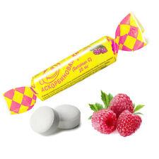 "Ascorbic Acid ""Askorbinka"", Raspberry, Аскорбинка,10 Tab"