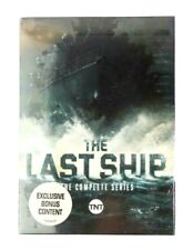The Last Ship The Complete Series DVD 1-5 Seasons 1 2 3 4 5 New 15-Disc Box Set