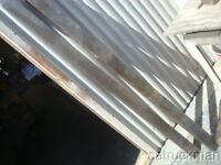 "Qty 2 pcs cold rolled steel flat bar 1//4/"" x 3//4/"" x 46/"" clean rust corrosion free"