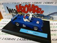 MV9H voiture altaya IXO 1/43 diorama BD MICHEL VAILLANT : Vaillante LM 07 N°9