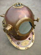 Anchor Engineering Germany 1921- Mark IV Diving Helmet Antique Nautical Helmet