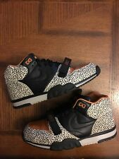 "Nike Air Trainer 1 MD PRM NRG ""Safari"" Very Rare Size 9"