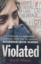 Violated by Sarah Wilson BRAND NEW BOOK (Paperback 2015)