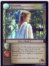 Lord Of The Rings CCG Reflections Foil Card  9R+51 Goldberry River Daughter