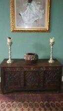 Oak Original Georgian Antique Coffers