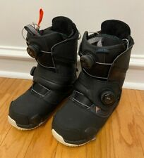 Burton Felix Step On Boots - Women's size 9 (only used twice!!!)