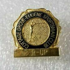 Cottage Grove Eugene Sportsman Club B R-Up Lapel-Hat pin / Trap & Skeet Shooting