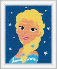 Vervaco Disney's Frozen 'Elsa' Long Stitch Kit