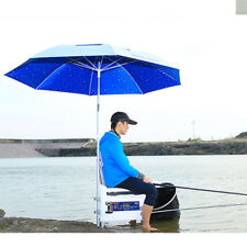 Universal Rain Fishing 1.8/2/2.2m Beach Sun Waterproof Patio Umbrella