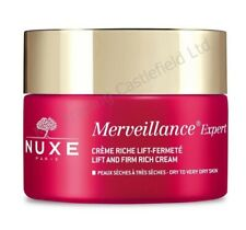 Nuxe Lift And Firm Rich Cream 50ml - For Dry Skin - New & Unused
