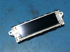 2010 Citroen Dispatch 9676655380-01 LCD Multifunction Clock Display Unit