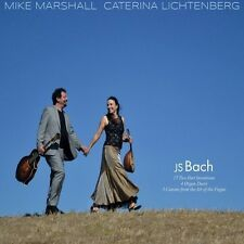 Mike Marshall, Caterina Lichtenberg - JS Bach [New CD]