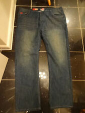 Lee Regular Big & Tall Classic Fit, Straight Jeans for Men