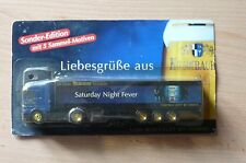 Model Truck Beer Truck Mercedes Benz Actros Kulmbacher 3HS 16