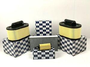 Maserati Ghibli Quattroporte & Levante Oil Filter, Air Filter & Ac Filter