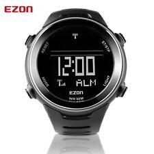 EZON Men Digital Sports Watch Running Watch 5ATM Water Resistant Wristwatch