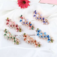 Accessories  Flower Barrettes  Hairgrip Resin Hairpin Crystal Hair Clip