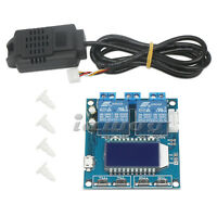 Humidity and Temperature Controller Digital Thermometer Hygrometer Control Board