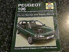 Peugeot Workshop Manuals Haynes Car Manuals and Literature