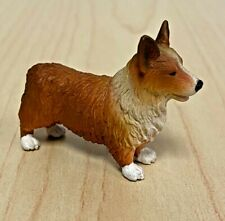 Corgi Dog Figurine Collectible