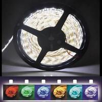 V* SMD LED 60/m 5050 Lichtband 5m Streifen Band Dimmer Strips Schnellerbinder