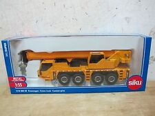 Liebherr heavy duty mobile crane model 1/55 2110 siku free shipping