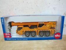 Liebherr heavy duty mobile crane model 1/55 2110 siku free shipping