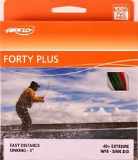 Airflo Forty Plus Extreme WF8 Sink DI3 Fly Line - NOW ON SALE!