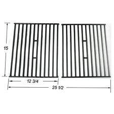 Broil-Mate Grill Grate Replacement Porcelain Cast Iron Cooking Grid JGX362